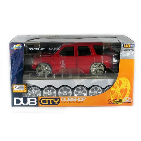 "Jada Toys 65102 Cadillac Escalade 2002 ""Dub City"""