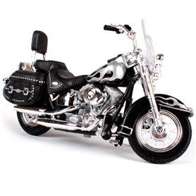 Maisto 13076 Motorcykel Harley Davidson 2002 Flstc Heritage softail classic