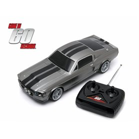 "Greenlight 91001 Ford Mustang Shelby GT 500 ""Gone in 60 Seconds"" RC"