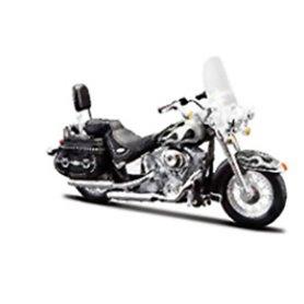 Maisto 31360-5 Motorcykel Harley Davidson 2002 FLSTC Heritage Softail Classic