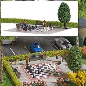 Busch 7839 Garden Chess