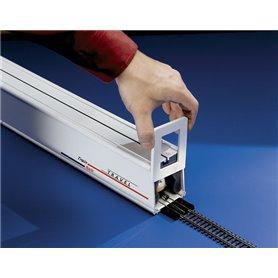 TrainSafe TST-H03L-040BEG Vitrin för enkel och säker transport, längd 40 cm 'Travel'