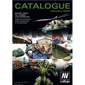 Media KAT430 Vallejo Katalog 2019