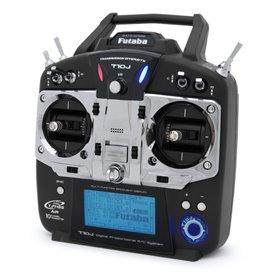 Futaba T10JS T10J radio/R3008SB T-FHSS 2.4GHz