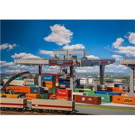 Faller 120290 Containerterminal