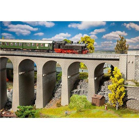 Faller 120465 Viadukt, 2-spårs, rak