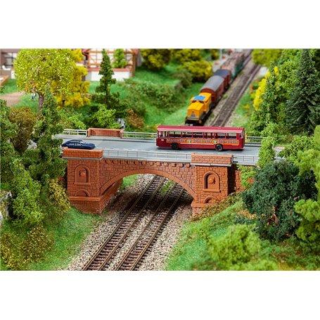 Faller 222572 Railway/road bridge