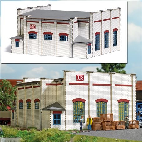 Busch 1637 Power Station