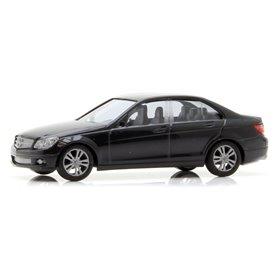 Busch 89138 Mercedes Benz C-Klass, svart
