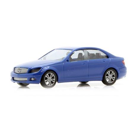 Busch 89139 Mercedes Benz C-Klass, avantgarde, blå