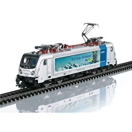Trix 22279 Ellok klass 187.0 Railpool typ BLS Cargo