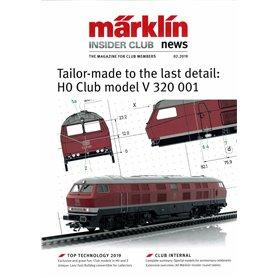 Märklin INS22019 Märklin Insider 02/2019