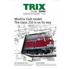Trix CLUB22019 Trix Club 02/2019