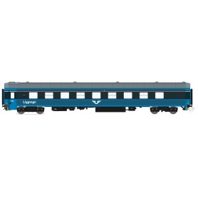 HNoll HN.1131AC Liggvagn BC4 5433 SJ Blå generation 2