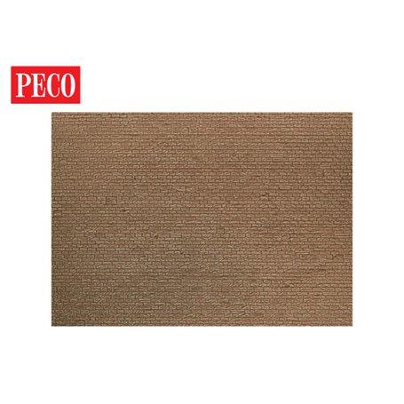 Peco LK-40 Stone Wall Sheet