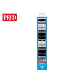 Peco ST-2001 Dubbel rak, 335 mm, 8 st