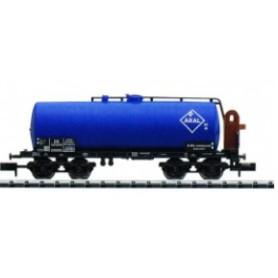 """Trix 15504.12 Tankvagn typ DB """"Aral"""" driftnummer 503 651 med bromskur"""