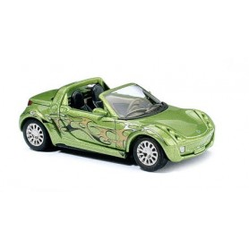 Busch 49303 Smart Roadster »Crazy Cars«