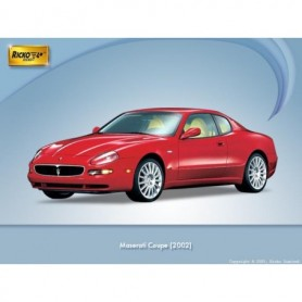 Ricko 38805 Maserati Coupé 2002 PC-Box