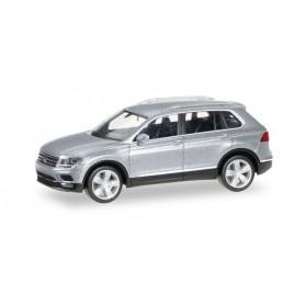Herpa 038607-004 VW Tiguan, Tungsten Silver metallic