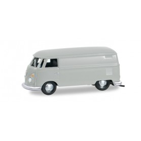 Herpa 090469-003 VW T1 van, light grey