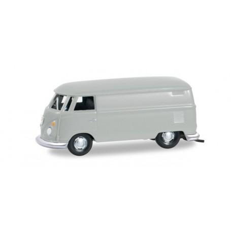 Herpa 090469-003 VW T1 van, light grey
