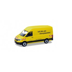 "Herpa 094573 MAN eTGEhigh-roof box ""BVG"""