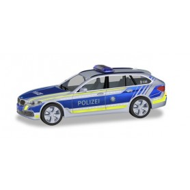 Herpa 094603 BMW 5 Series Touring ?Police Bavaria?