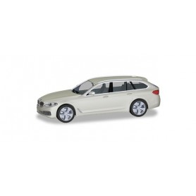 Herpa 420389 BMW 5™ Touring, alpin white