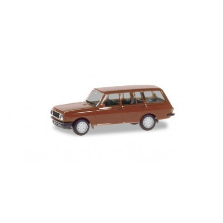Herpa 420402 Wartburg 353 Tourist, brown