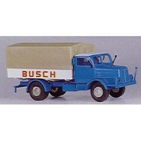 "Brekina 71503 IFA S 4000-1 LKW ""Circus Busch"""