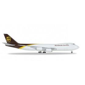 Herpa 531023-001 Flygplan UPS Airlines Boeing 747-8F - N607UP