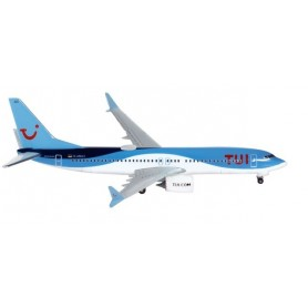 Herpa Wings 532679 Flygplan TUIfly Germany Boeing 737 Max 8