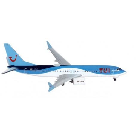 Herpa Wings 532679 Flygplan TUIfly Germany Boeing 737 Max 8
