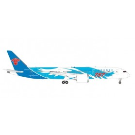 "Herpa 533300 Flygplan China Southern Airlines Boeing 787-9 Dreamliner ""787th 787"""