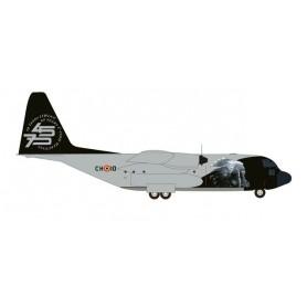 Herpa 533379 Flygplan Belgian Air Component Lockheed C-130H Hercules