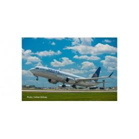 Herpa 533416 Flygplan United Airlines Boeing 737 Max 9