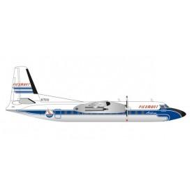 Herpa 559836 Flygplan Piedmont Airlines Fairchild FH-227 ?Appomattox Pacemaker?
