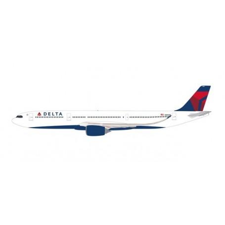Herpa Wings 612388 Flygplan Delta Air Lines Airbus A330-900 neo