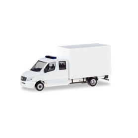 Herpa 013666 MiniKit Mercedes-Benz Sprinter box