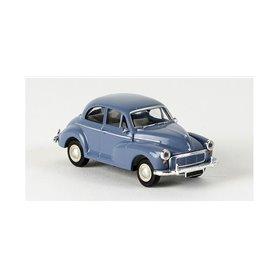 Brekina 15202 Morris Minor Limousine, kanalblå, TD