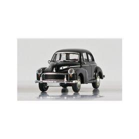 Brekina 15205 Morris Minor Limousine, svart (LHD), TD