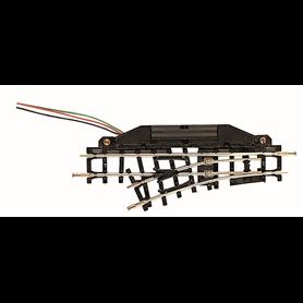 Roco 32401 Elektrisk fältbaneväxel, vänster H0e