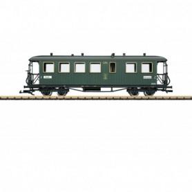 LGB 31355 Personvagn 2|3.e klass typ K.Sächs.Sts.B