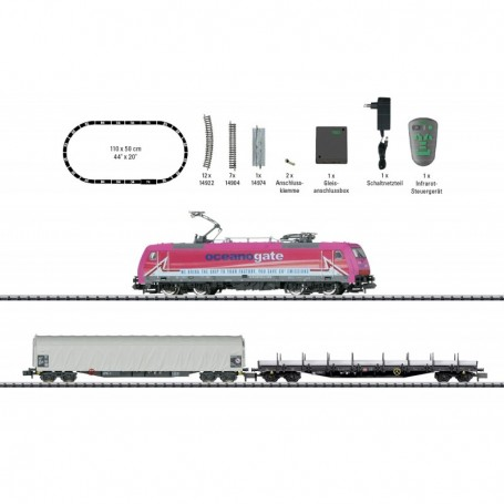 Trix 11149 Digitalt Startset 'Freight Train' 'Oceanogate'