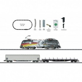 Trix 11154 Startset 'Freight Train 'Mitsui Rail Capital Europe (MRCE)'