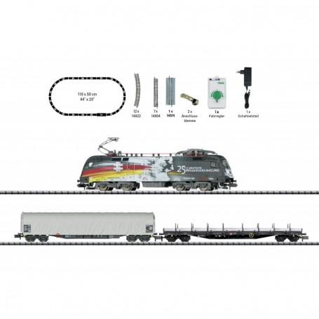 Trix 11154 Startset 'Freight Train 'Mitsui Rail Capital Europe (MRCE)'