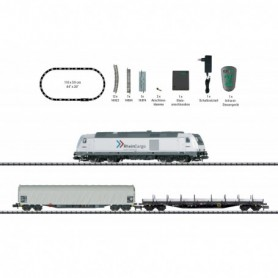 Trix 11155 Digitalt Startset 'Freight Train' 'Rhein Cargo GmbH & Co. KG'