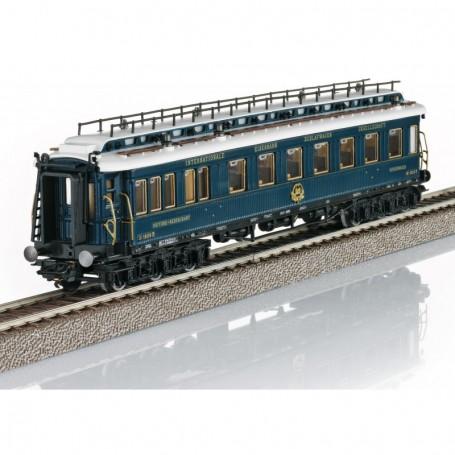 Trix 23219 Personvagnsset typ CIWL 'Simplon Orient Express' Set 1