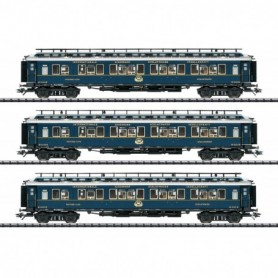 Trix 23220 Personvagnsset typ CIWL 'Simplon Orient Express' Set 2